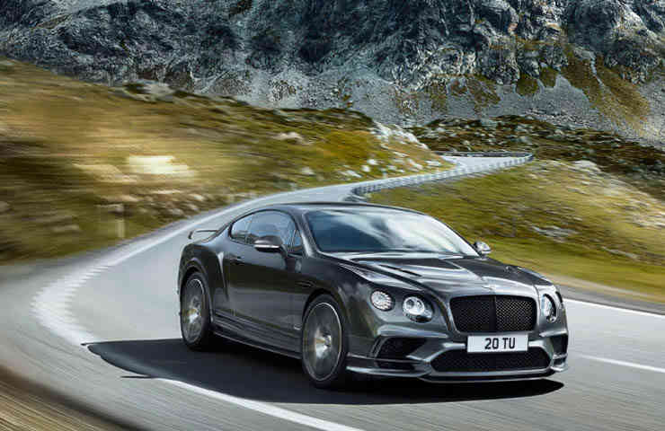 bentley continental supersports 5 DESTAQUE