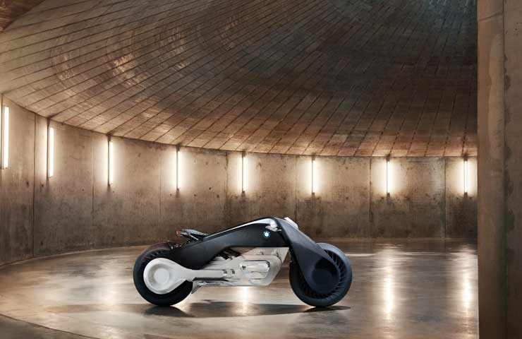 BMW Vision Next 100 DESTAQUE 1