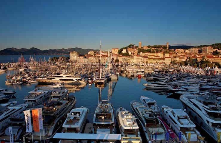 DESTAQUE cannes yachting festival 2