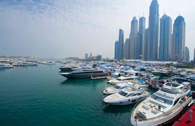 DESTAQUE dubai international boat show 4