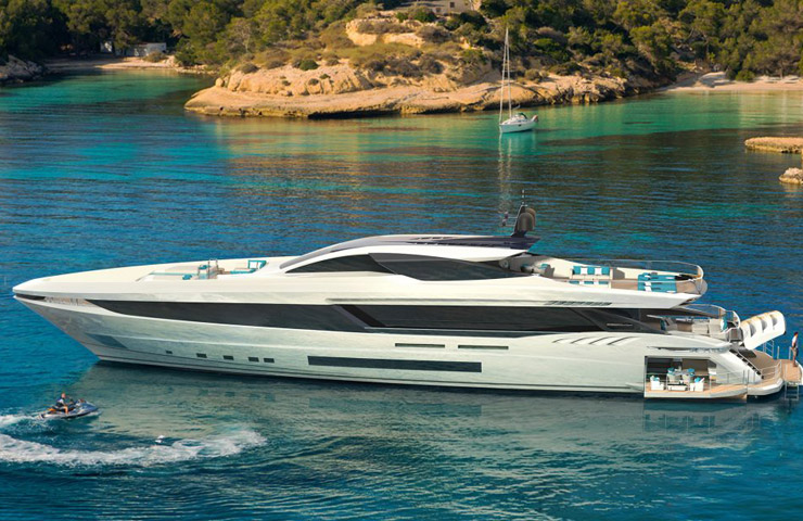 DESTAQUE Michl Marine Marina ibiza yacht sales mangusta gransport 44 gallery 1 1024x624