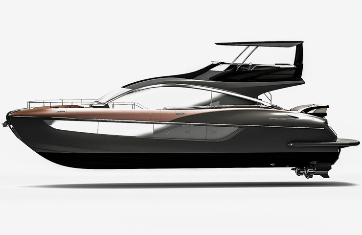 Lexus LY 650 Luxury Yacht 1