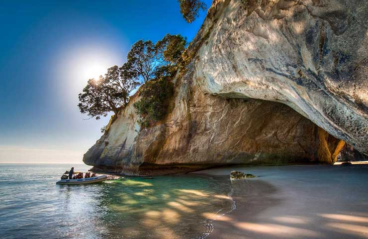 cathedral cove coromandelDestaque
