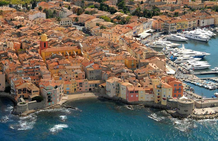 Saint Tropez Riviera Tours DESTAQUE
