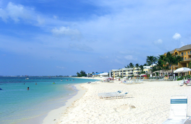 Resorts on Seven Mile Beach Grand Cayman