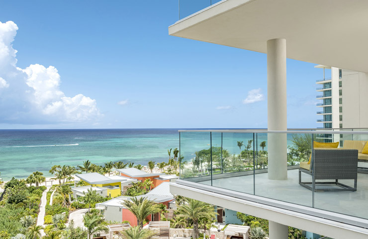 The Residences at Seafire View Seven Mile Beach 1