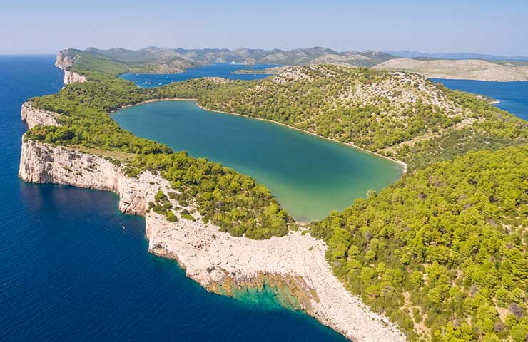 DESTAQUE national park kornati excursions private tours romeo and juliet travel agency